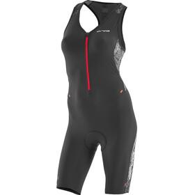 ORCA 226 Kompress Race Suit Women Orange-Black